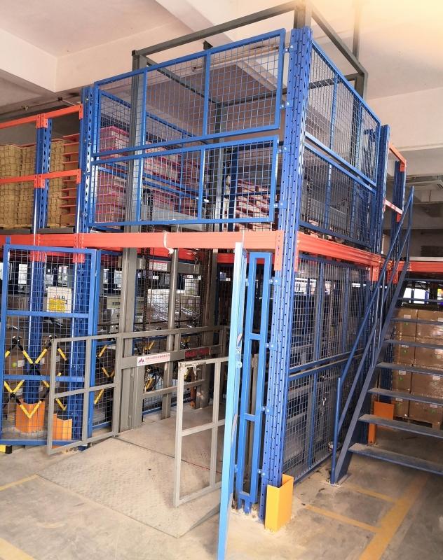 山东厂房货梯