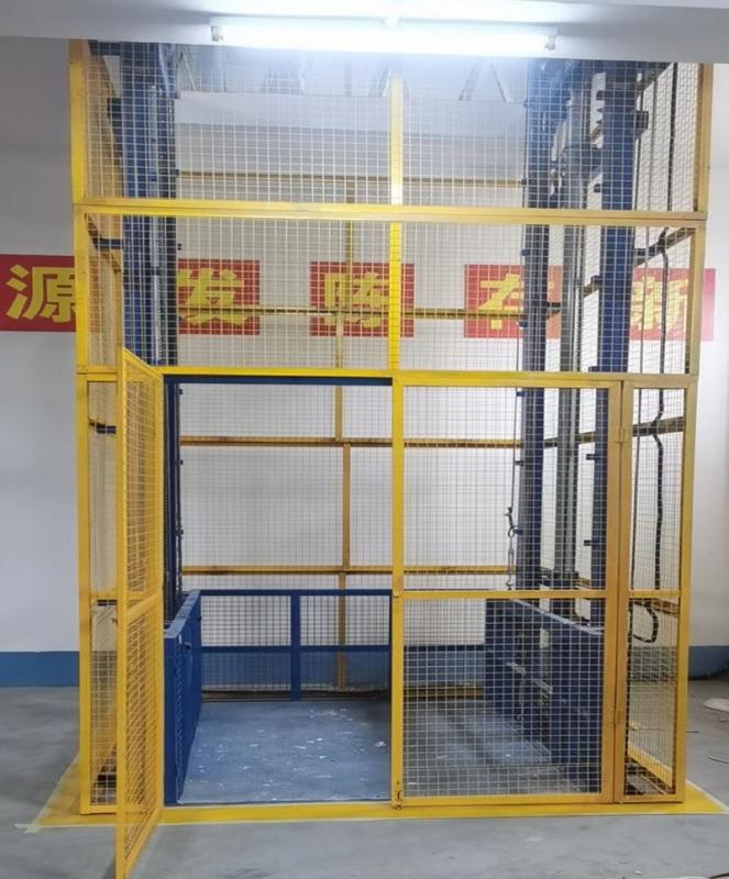 封护网简易升降货梯